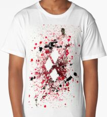 Diamonds Quinn  Long T-Shirt