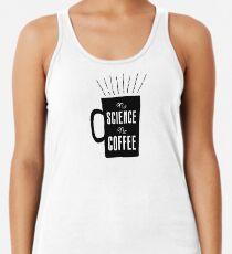 No Science, No Coffee Women's Tank Top