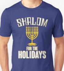Shalom For The Holidays T-Shirt