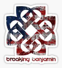 Breaking Benjamin American Tour 2017 Sticker