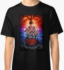 Stranger Things Season 2 Poster Classic T-Shirt