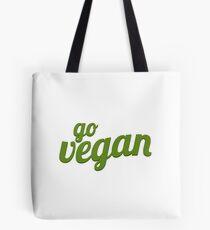 Bolsa de tela Go vegan