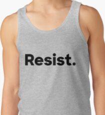Resist. Men's Tank Top