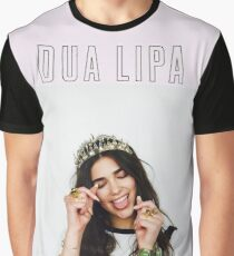 dua lipa Graphic T-Shirt