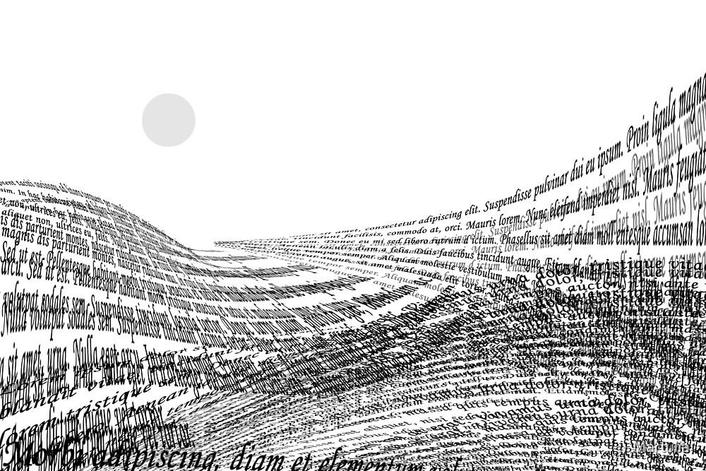 Landscape 3 by Martulia