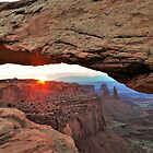 Mesa Arch by Randy Richards