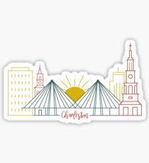 Charleston City Sticker