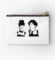 Laurel and Hardy Studio Pouch