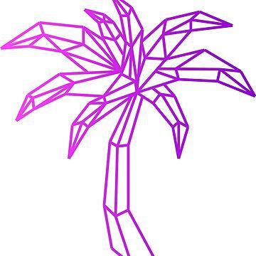 Vaporwave tree de verysadpeople