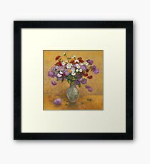 Fall feeling Framed Print