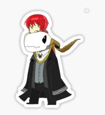 Chise and Elias  Sticker