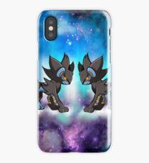Pokemon. Luxray.  iPhone Case/Skin