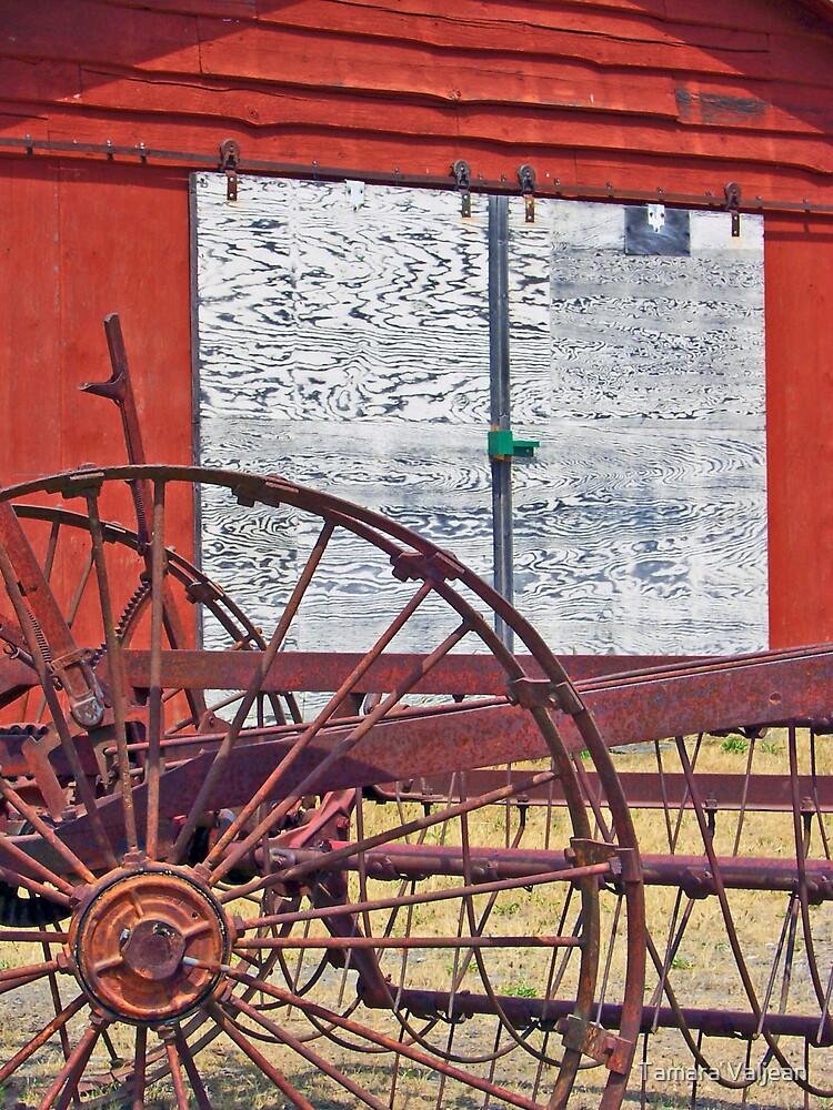 Barn & Machinery 3 by Tamara Valjean