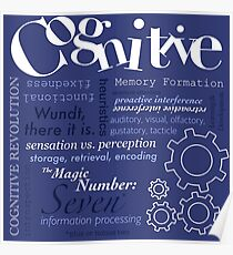 AP Psychologie - Kognitiv Poster