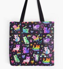 Pride Cats Tote Bag