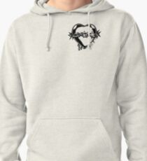 Barbed Heart Pullover Hoodie