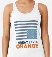 Threat Level Orange Women's Tank Top