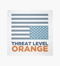 Threat Level Orange Scarf