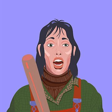 The Shining Kubrick Girl by paulinebrdt