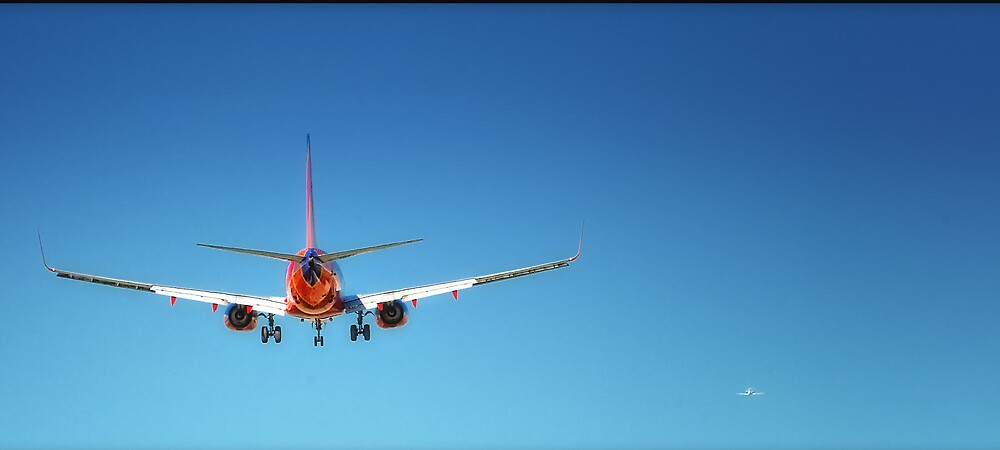 KSE Approach and departure by jonnikray
