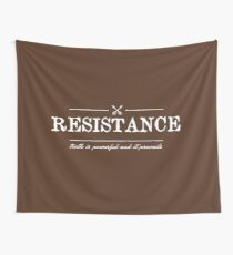 Truth is Powerful and It Prevails Wall Tapestry