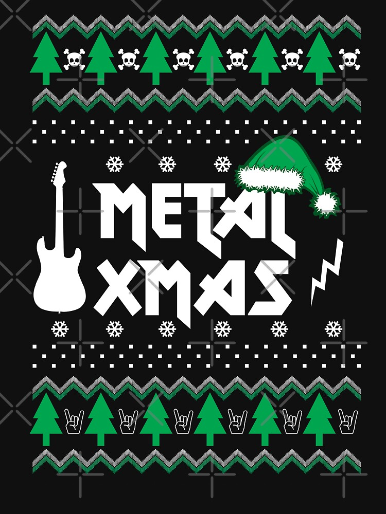 Heavy Metal Ugly Christmas by playloud