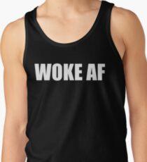 WOKE AF Men's Tank Top