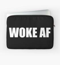 WOKE AF Laptop Sleeve