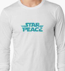 Star Peace Long Sleeve T-Shirt