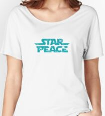 Star Peace Women's Relaxed Fit T-Shirt