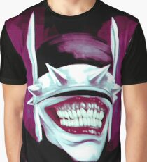 The Bat who Laughs Graphic T-Shirt