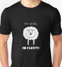 I'm Fluffy Sheep Unisex T-Shirt