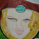 Princess Nicole Kidman by Sunil