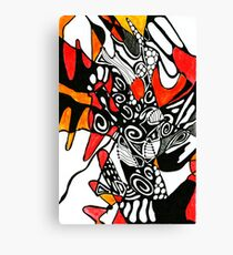 Abstract 19 Canvas Print