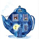 Teapot house by MankaKasha