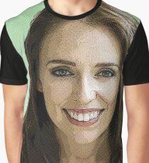 Jacinda Ardern Graphic T-Shirt