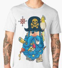 Pirate Portrait Men's Premium T-Shirt