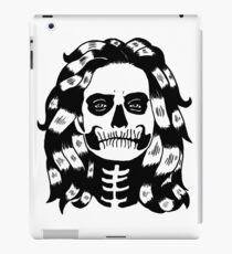 Lady Skull iPad Case/Skin