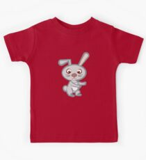 Little White Rabbit Kids Tee