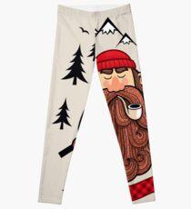 Lumberjack Leggings