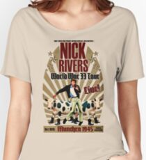 Nick Rivers - Live! Women's Relaxed Fit T-Shirt