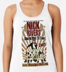 Nick Rivers - Live! Women's Tank Top