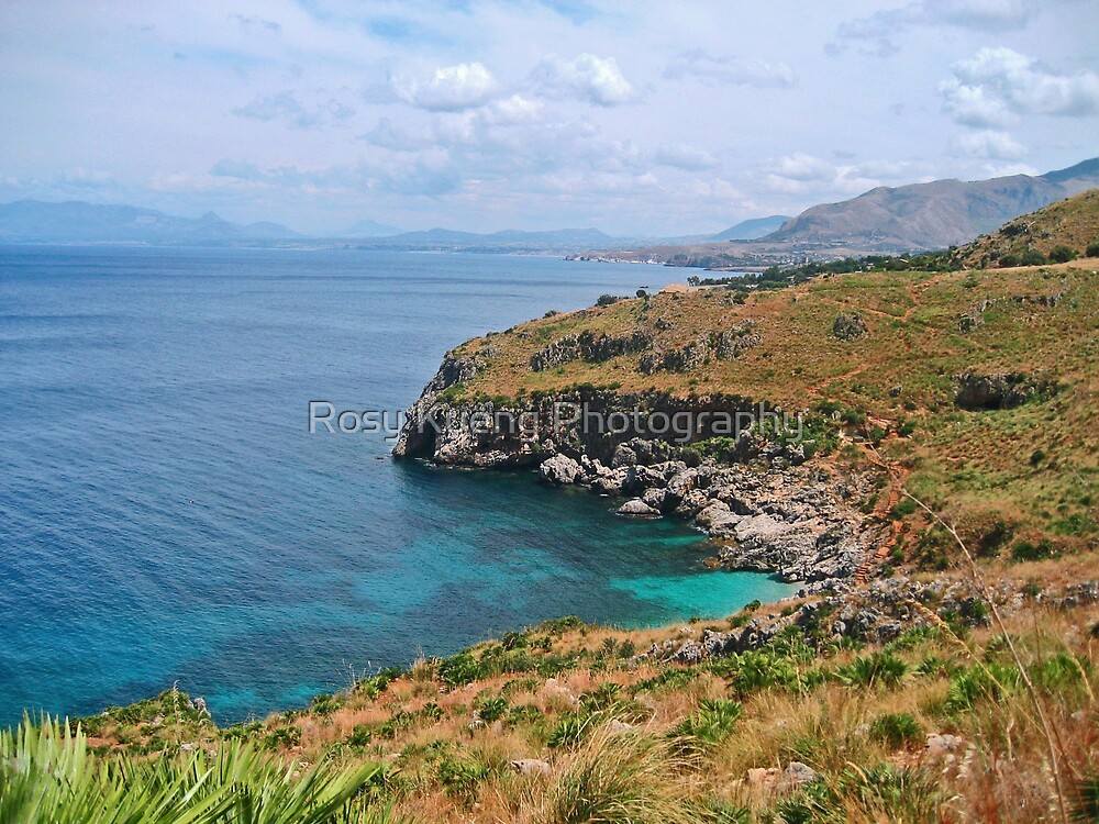 The Natural Reserve of Zingaro_Sicily by Rosy Kueng Photography