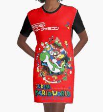 Vestido camiseta El mundo de Super Mario