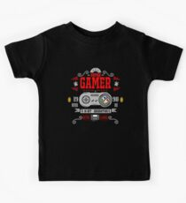 Super Gamer Retro Kids Clothes