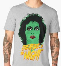 The Rocky Horror Picture Show - Creature of the Night Men's Premium T-Shirt