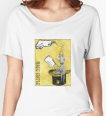 Magic Castle Gibson Girl Women's Relaxed Fit T-Shirt