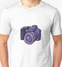 Fotoapparat Slim Fit T-Shirt
