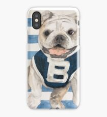 Butler Bulldog iPhone Case/Skin