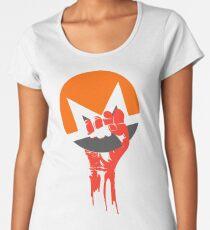 MONERO Revolution Women's Premium T-Shirt